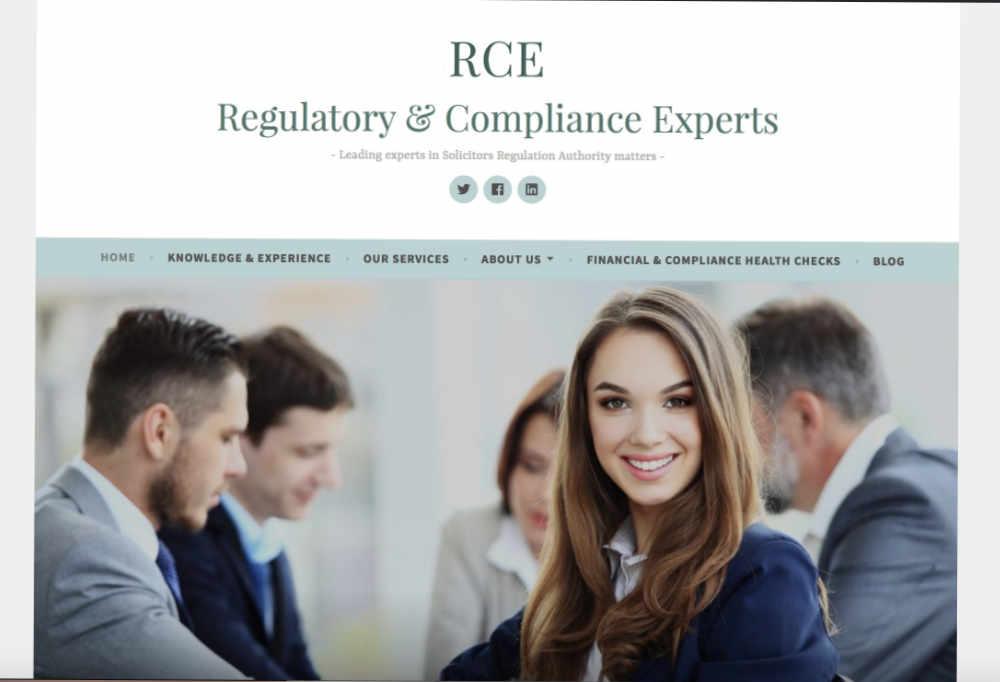 Screenshot of RCE website